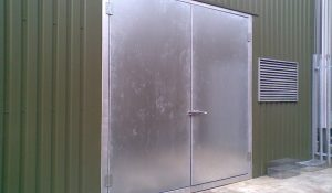 acoustic door manufacturers for industrial noise reduction