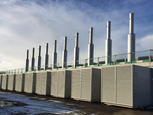 Power Generation Acoustics