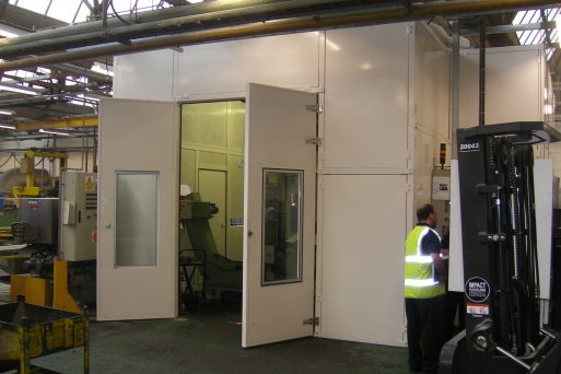 sound proof acoustic sliding door London and UK