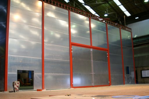industrial sound enclosures