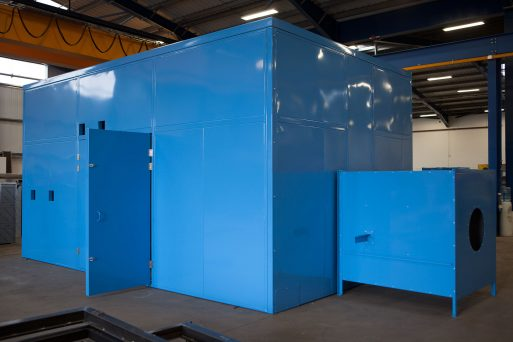 industrial noise enclosure manufacturer