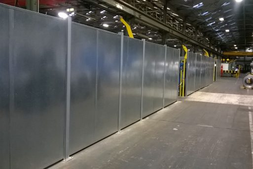 acoustic screen panels