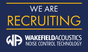 Wakefield Acoustics jobs