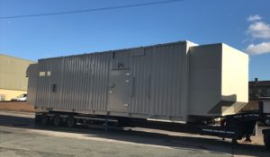 acoustic container, capacity market